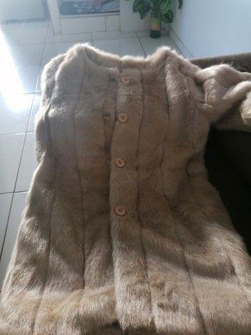 Vendo um lindo casaco coisa fina  - Foto 4