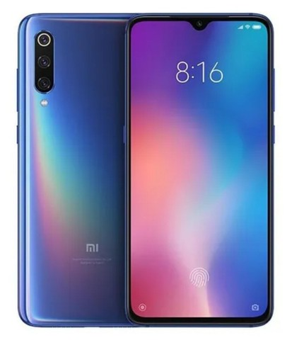Xiaomi Mi 9 128 GB Azul - sem detalhes