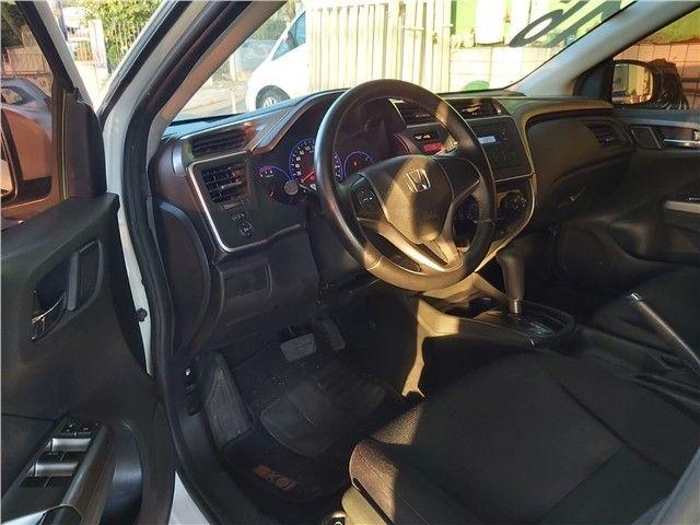 Honda City 2016 1.5 lx 16v flex 4p automático - Foto 7