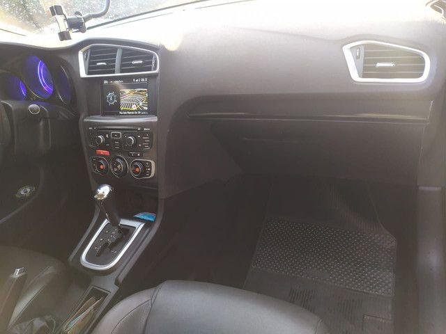 Citroen C4 Lounge Exclusivo Turbo 1.6 Automático - Foto 14