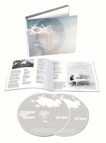 CD John Lennon - The ultimate mix Deluxe ( Duplo-Novo)