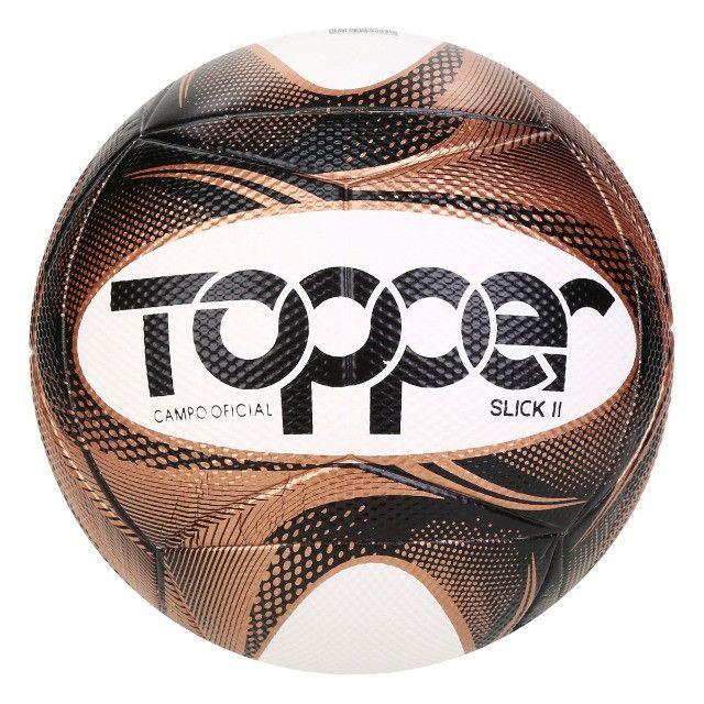 Bolas de futebol (Campo,Society ou futsal) Topper original