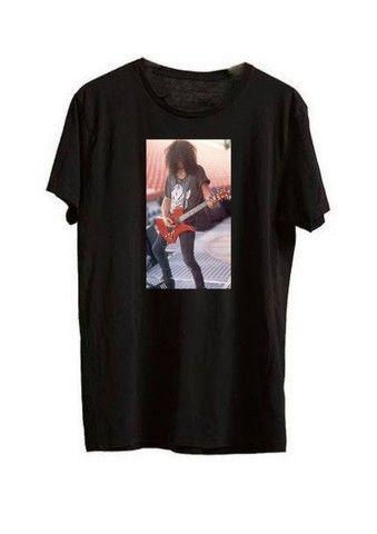 Camisa Camiseta Slash Guns n roses Rock