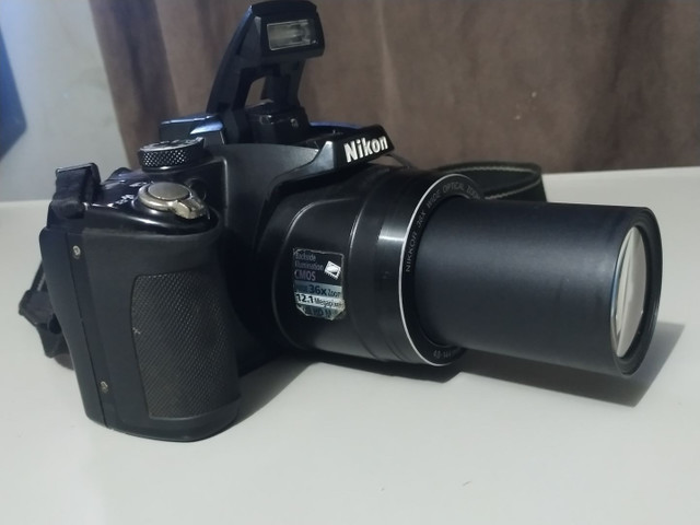 Câmera Nikon Semi-Profissional  - Foto 3
