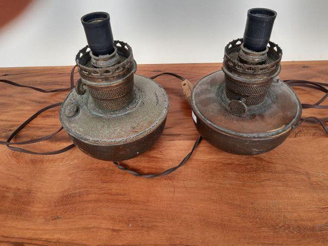 Lampiões antigos - Foto 4