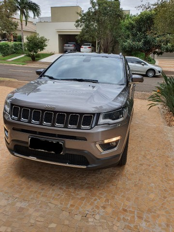 Jeep Compass Limited 17/17