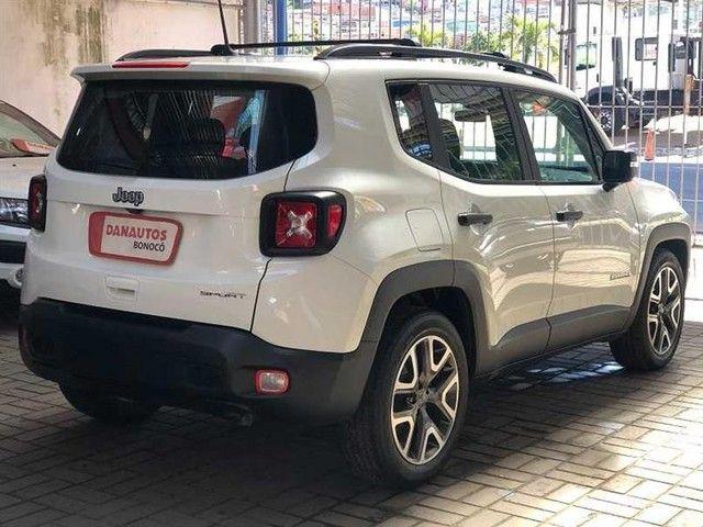 Jeep Renegade 1.8 Sport Automático 2019 - Foto 4