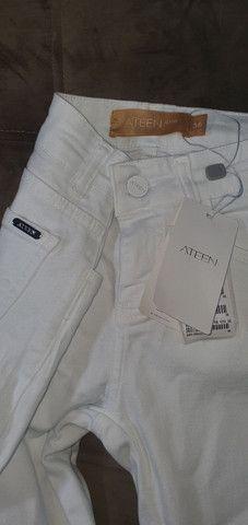 Calça branca Ateen - Foto 3