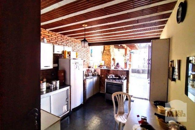 Casa à venda com 3 dormitórios em Alípio de melo, Belo horizonte cod:337629 - Foto 9