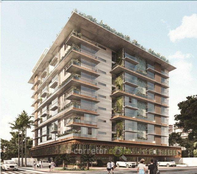 Apartamento com 1 Quarto em construção no Bairro de Tambaú