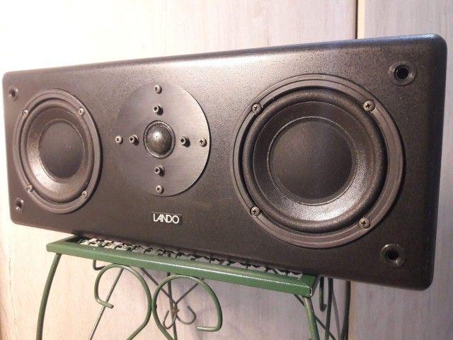 Caixa de som central Lando modelo LX 110 / II - Foto 2