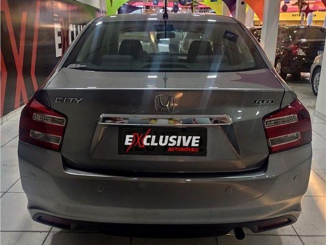 Honda City 2013 1.5 lx 16v flex 4p automático - Foto 9