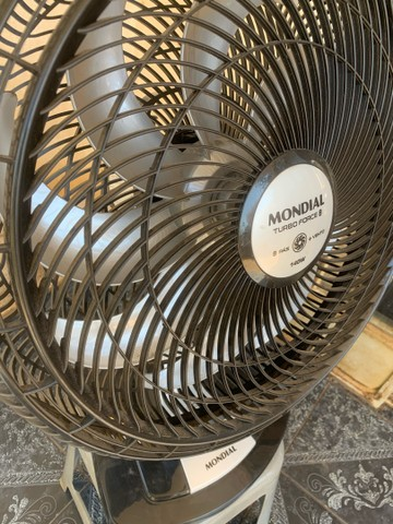 Ventilador 40 cm Turbo Force 8 Pás - Foto 3