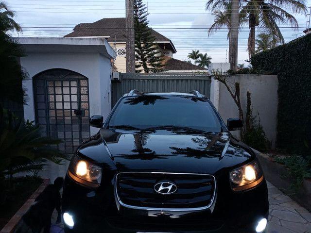 Hyundai Santa Fé BLINDADA