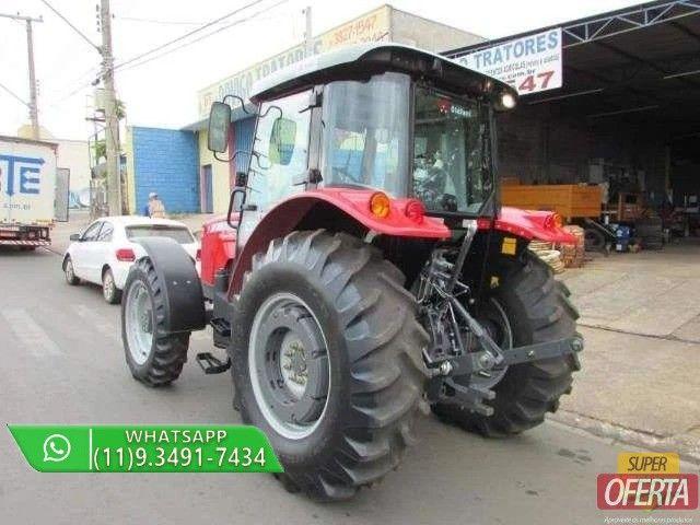 Trator Massey Ferguson 4290 4x4 ano 17 - Foto 6