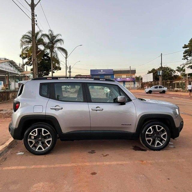 Jeep Renegade 2019 Longitude Top d linha ( Vendo a vista ou Financiado ) AC,troca - Foto 6