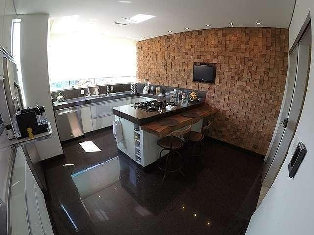 Casa à venda com 3 dormitórios em Trevo, Belo horizonte cod:2092 - Foto 6