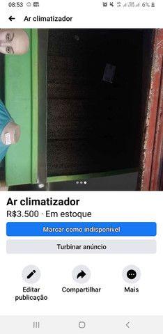 Climatizador de ar - Foto 2