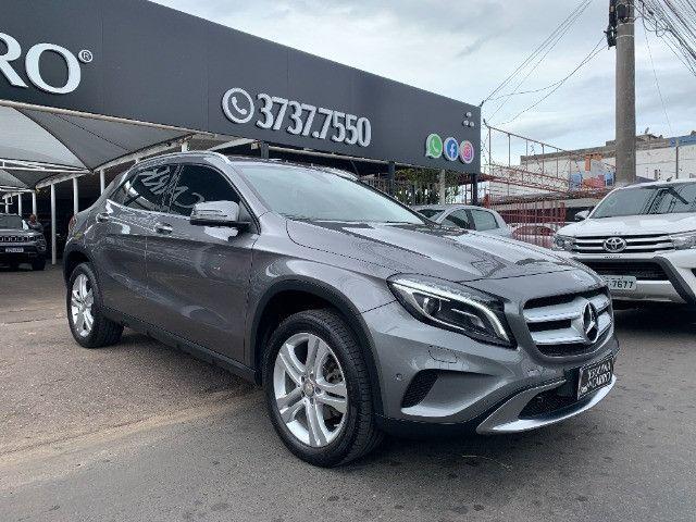Mercedes gla 200 advance 2017 51.000 km todas revisoes feitas e ipva 2021 pago - Foto 4