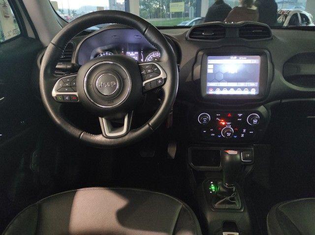 JEEP<br>RENEGADE 1.8 16V FLEX LONGITUDE 4P AUTOMÁTICO - Foto 16
