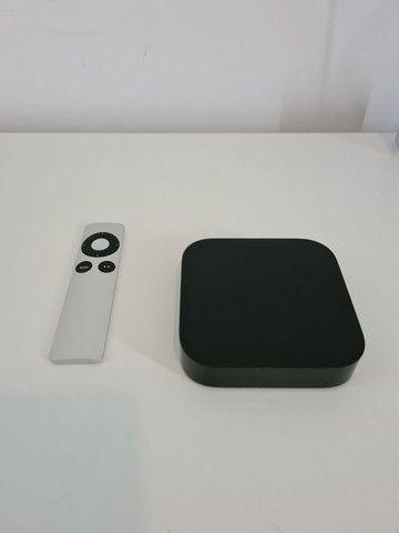 Apple TV 3 Geração em perfeito estado. - Foto 2