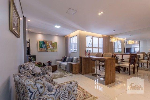 Apartamento à venda com 4 dormitórios em Vila paris, Belo horizonte cod:337611
