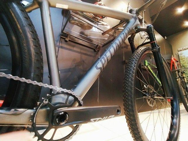 Bicicleta Specialized Epic HT - Seminova - Foto 4