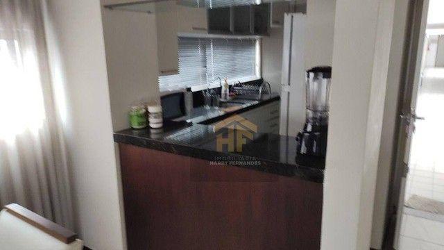 Apartamento com 01 Quarto Mobiliado com Vista pro Mar em Boa Viagem, Recife - Foto 12