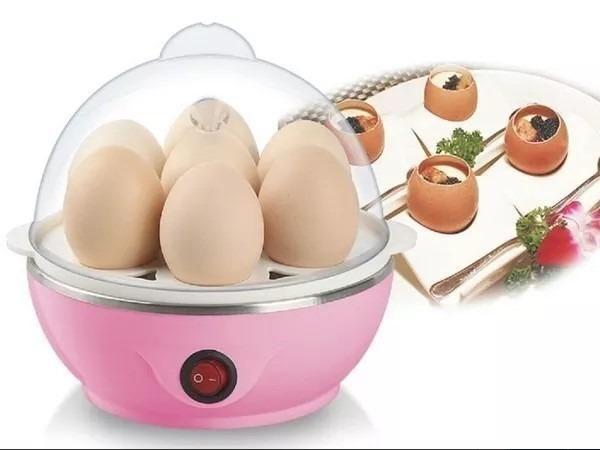 Ovos Cozidos Egg Cooker Cozedor Elétrico Chef Saúdavel 110v