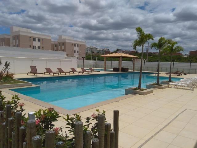 Apartamento semi mobiliada na Mangabeira- Feira de Santana 71 991841490