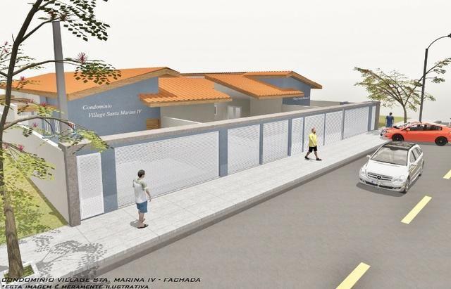 Casa Nova || Pontal Sta Marina Caraguá || 1 Dorm, 1 Suíte || 2 Vagas de Garagem || 195 mil - Foto 3