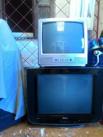 Vendo duas televisão por 100 reais