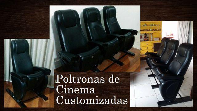 Poltronas Cinema