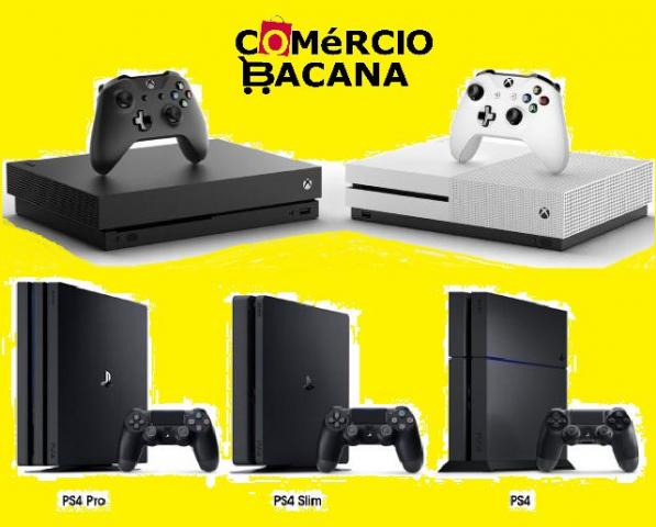 Mega promoção de games
