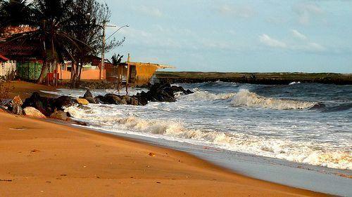 Terreno escriturado próximo a praia, Atalaia Nova 7x45m²