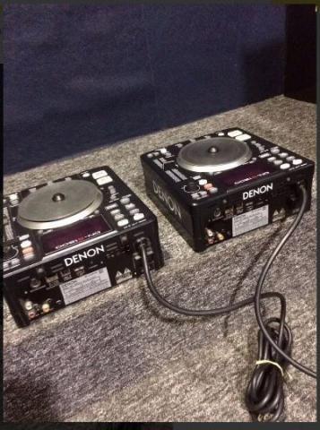 Cdj Denon Dns 1200 Com Usb Pen Drive, Midi, Scrach & Efeitos