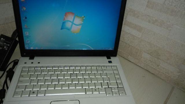 Notebook + 2 de RAM + 320GB HD