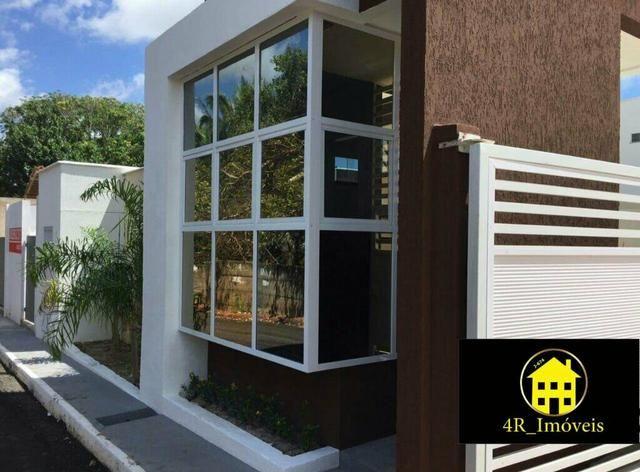 Casa Dúplex em Condomínio - Excelente Localização - 330mil com Itbi e Cartório grátis