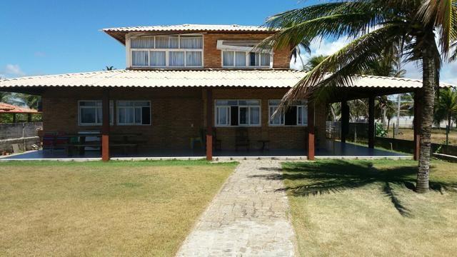 Casa praia do Saco Barra Nova