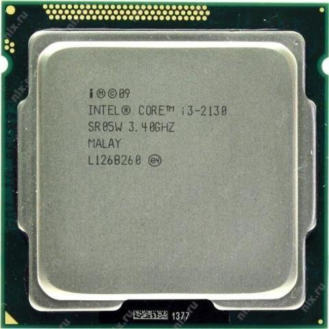 Processador Core i3 3.40Ghz