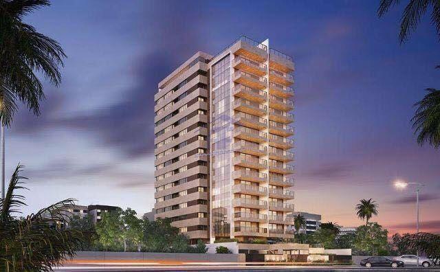 Lançamento - Apartamento beira mar - Edifício Raffaello Sanzio - Jatiúca