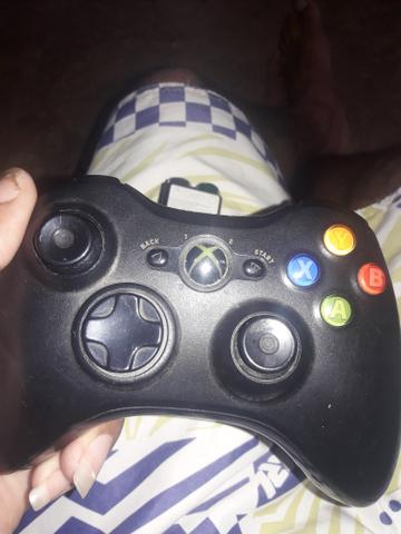 Xbox 360 Vendo esse contro