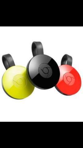 Chromecast 2 original - FGS Eletrônicos!!!