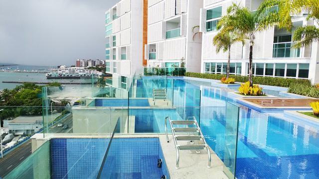 Apartamento 1 quarto, Cloc Marina Residence, Salvador, Bahia