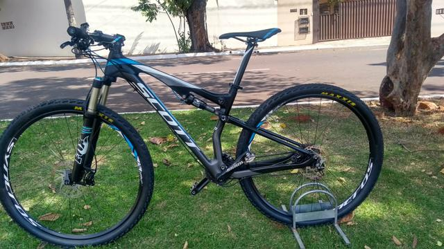 Bike scott spark full 930 carbono