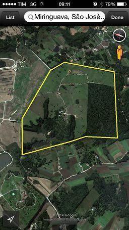 Chácara à venda em Zona rural, Curitiba cod:CH0002 - Foto 4