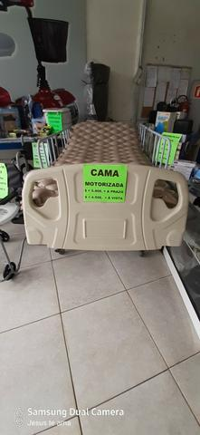 Cama Hospitalar com Motor !