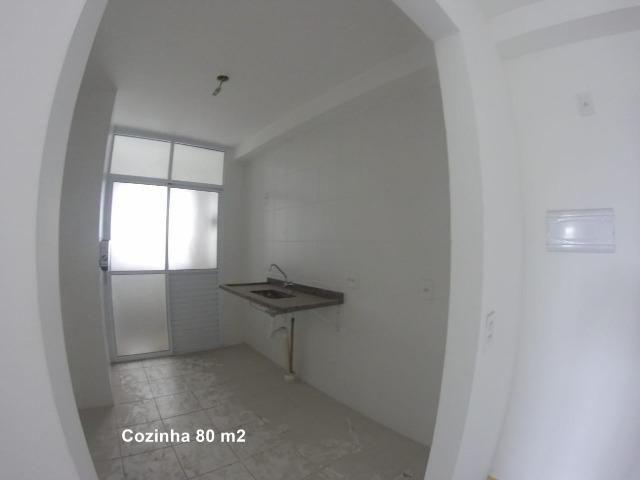 Apartamento com 3 dorms, 1 suite e 2 vagas de garagem no ABC - Foto 9
