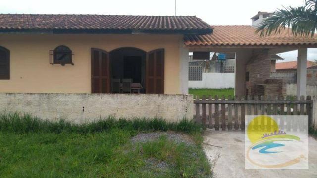Casa locação temporada Barra do Sai Itapoá-SC R$ 200,00 CA0391 - Foto 2