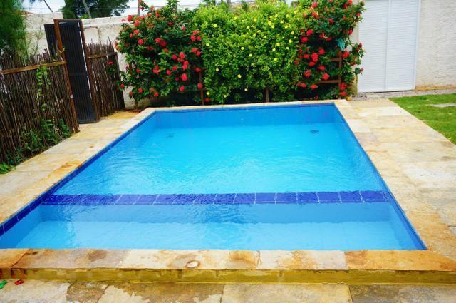 Belíssima casa em Águas Belas com piscina - Foto 2